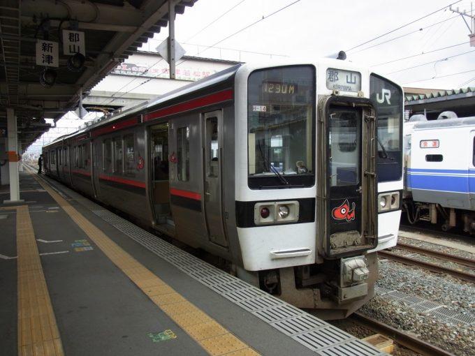 磐越西線415系あかべぇ編成