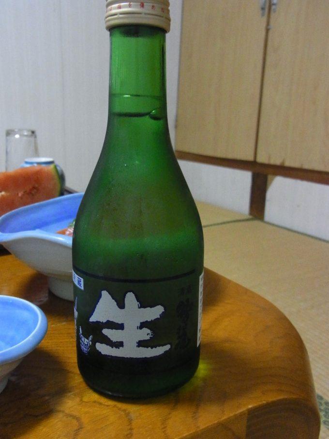 八幡平松川温泉で飲む鷲の尾