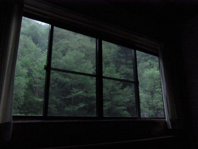 松楓荘夕食後に微睡む夕暮れの時間