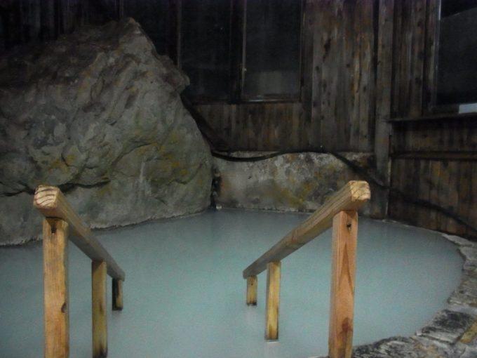 八幡平松川温泉松楓荘岩風呂