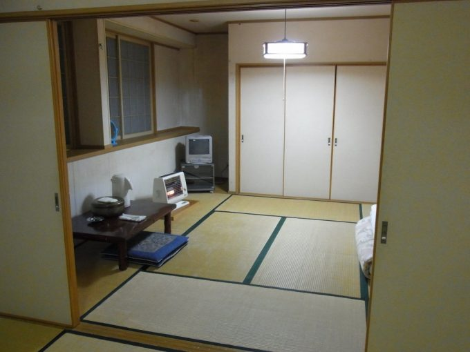 津軽湯の沢温泉郷秋元温泉客室