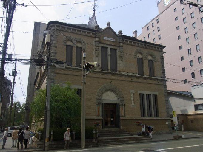 旧第九十銀行もりおか啄木・賢治青春館
