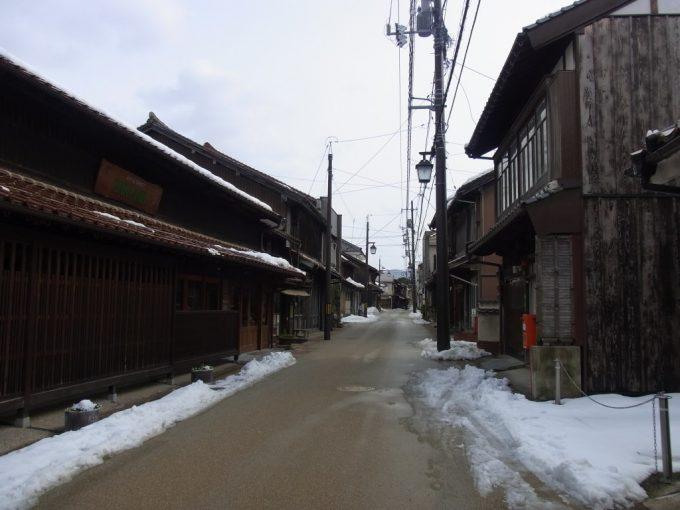 山陰の小京都倉吉