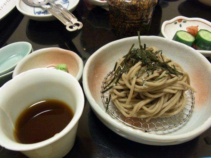 函館湯の川プリンスホテル渚亭選べる〆のお食事