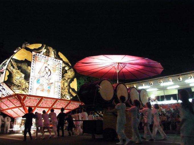 弘前ねぷた津軽の短い夏
