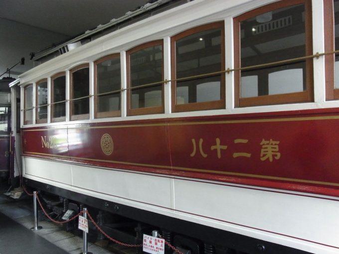 日本で初めての電車京都市電