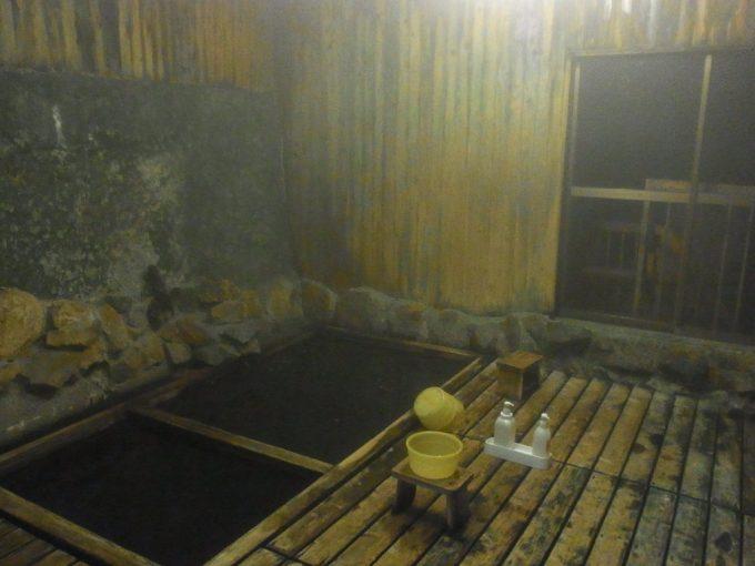 不動湯温泉夜の羽衣の湯