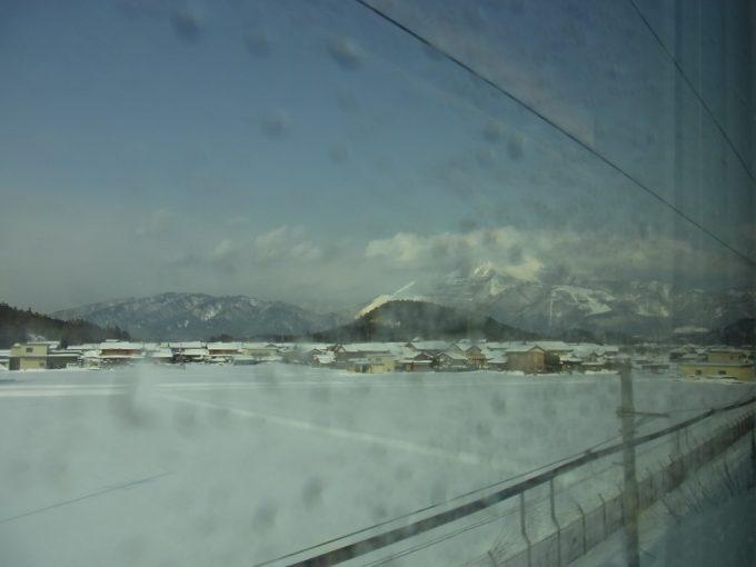 東海道新幹線雪の難所米原関ヶ原