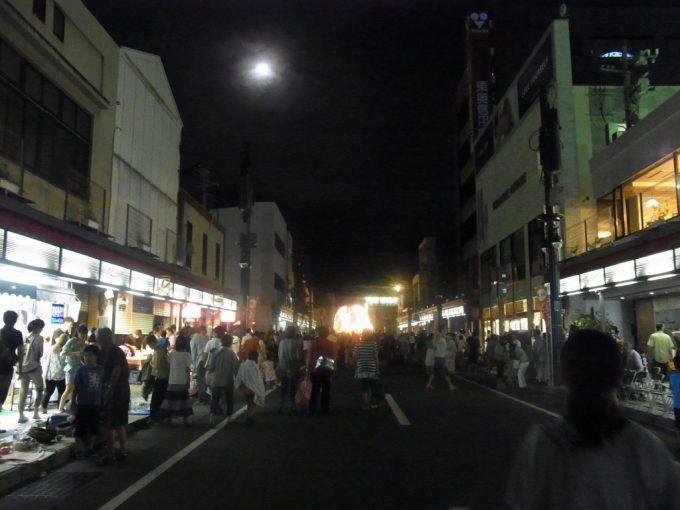 弘前ねぷた祭りの後夏の夜の夢