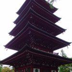 弘前金剛山最勝院五重塔