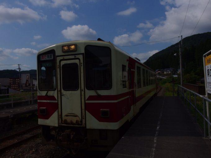 秋田内陸縦貫鉄道急行もりよし