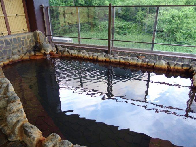 打当温泉マタギの湯露天風呂