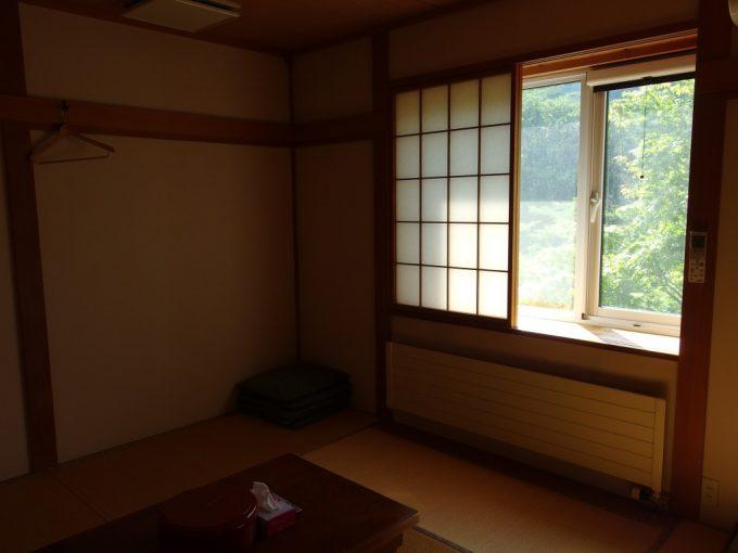 雫石玄武温泉ロッヂたちばな客室