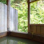 雫石玄武温泉ロッヂたちばな露天風呂