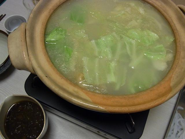 水炊きⅢ世(鶏がら鶏皮ver)