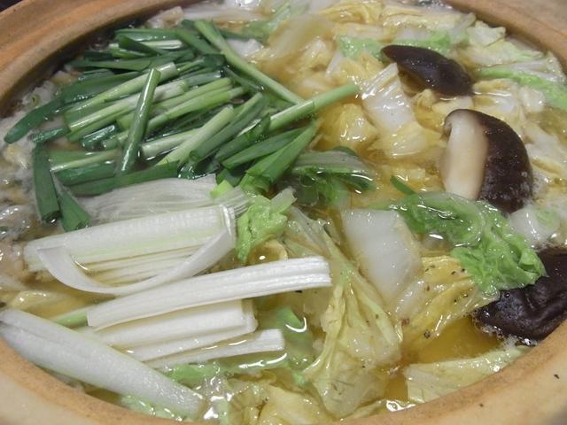 中華風豆腐鍋
