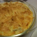 きりたんぽ鍋風グラタン・すき焼きオムレツトマトバルサミコソース