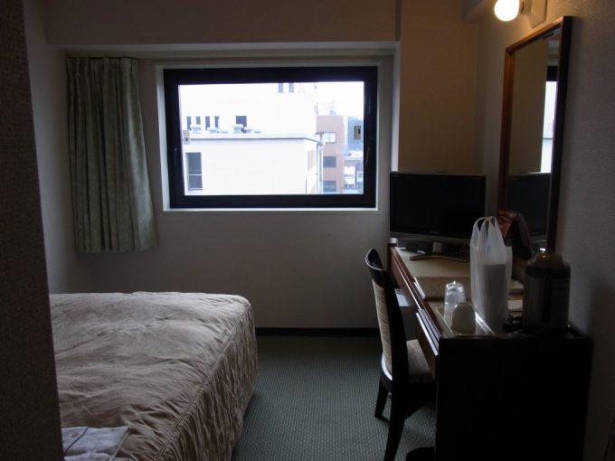 盛岡ホテルニューカリーナ客室