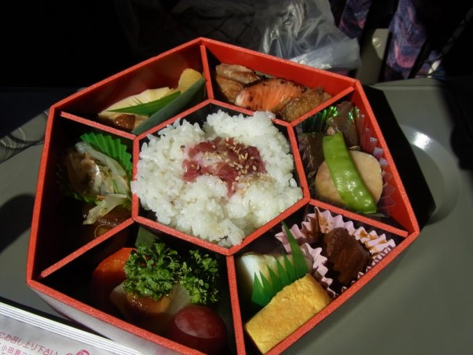 仙台駅弁東北まるごと弁当中身
