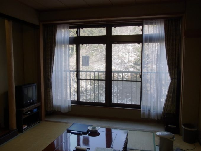 塩原温泉明賀屋本館客室