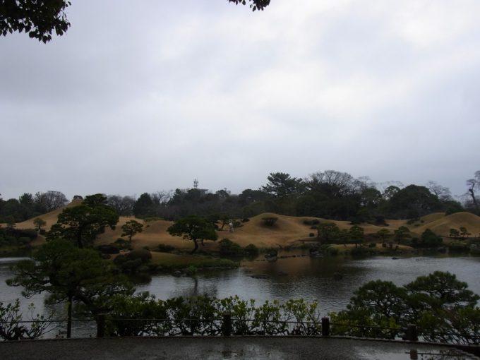 都会のオアシス熊本水前寺公園