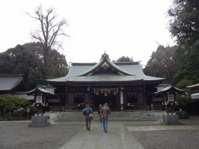 熊本水前寺公園出水神社