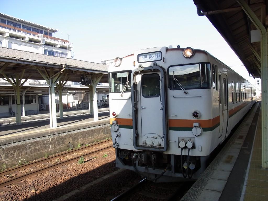 参宮線キハ48