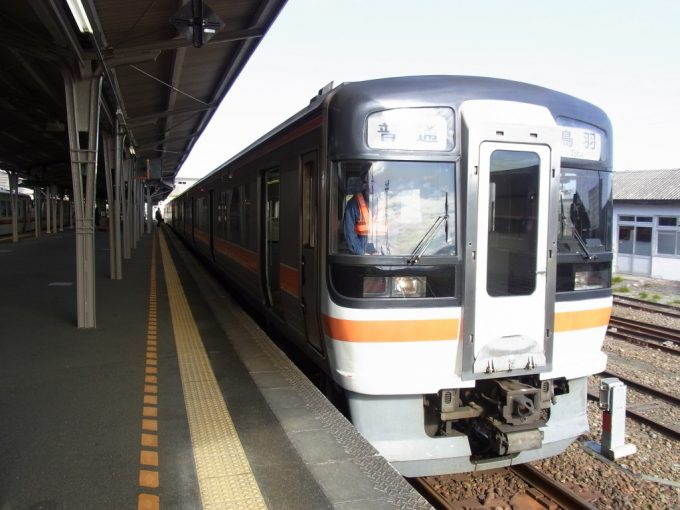 参宮線キハ75