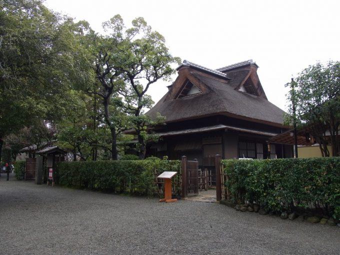 熊本水前寺公園お茶屋