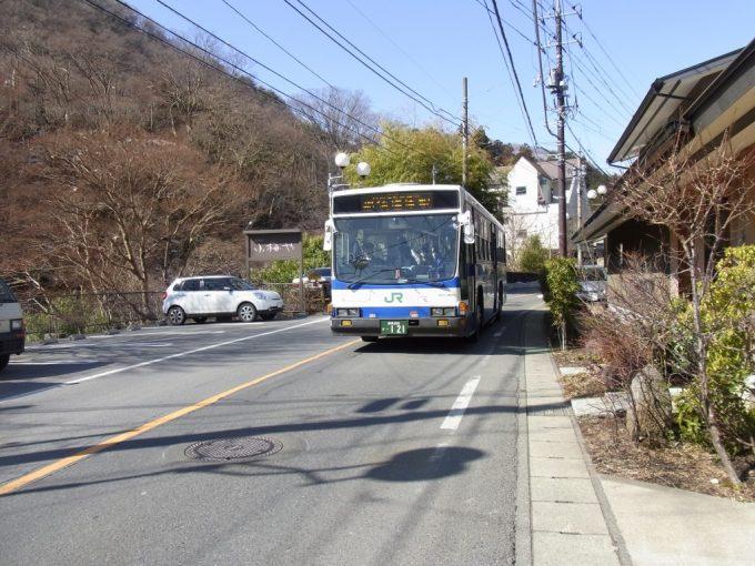 JRバス那須塩原駅行き
