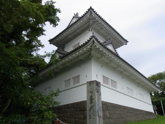 仙台城跡大手門脇櫓