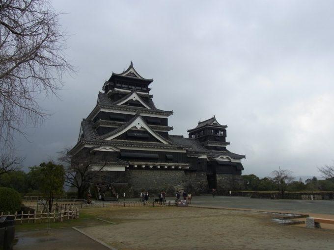 熊本城とご対面