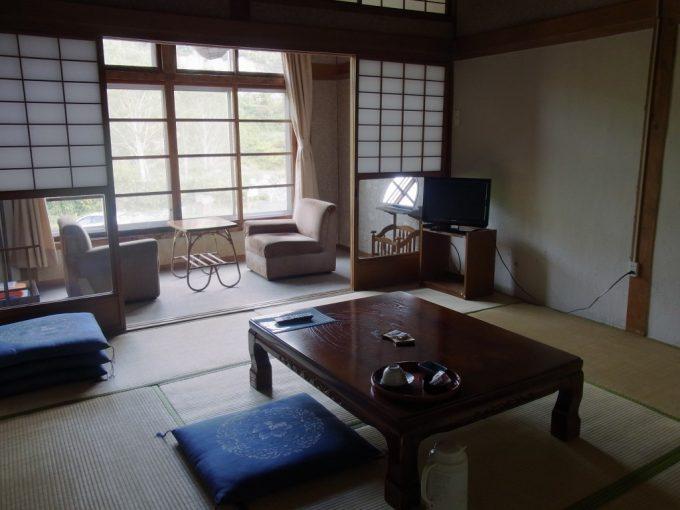 秋田八幡平秘湯ふけの湯客室
