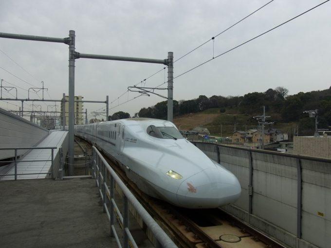 九州新幹線N700系さくら