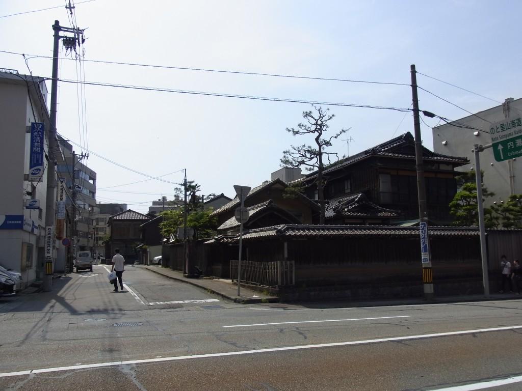 金沢の渋い建物