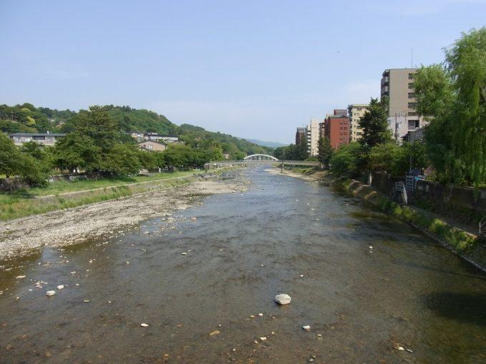 初夏の金沢浅野川