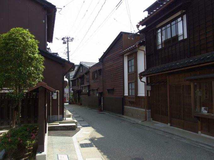 金沢伝統的建造物群保存地区
