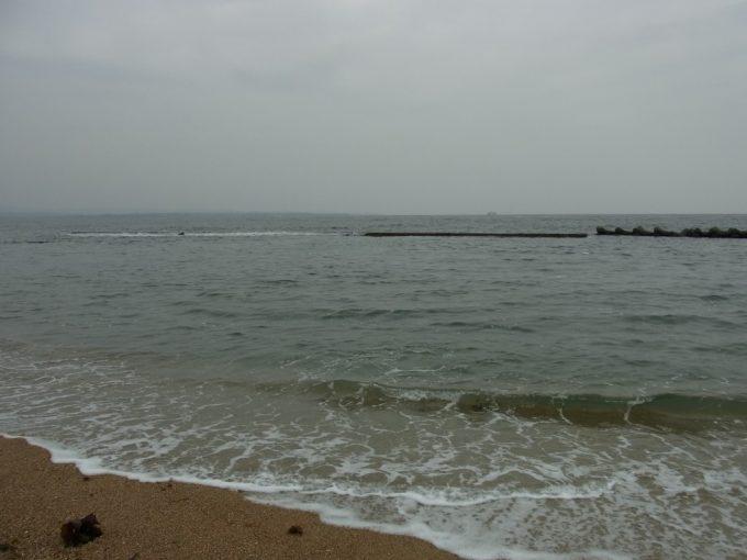綺麗な別府の海