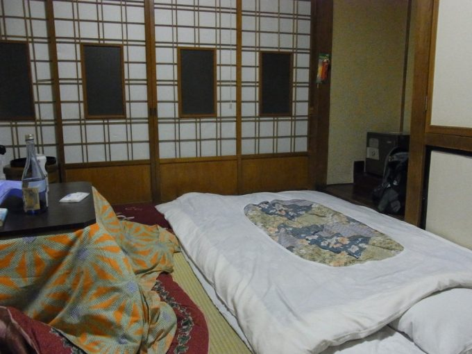 鉛温泉藤三旅館湯治部二泊三日連泊の幸せ
