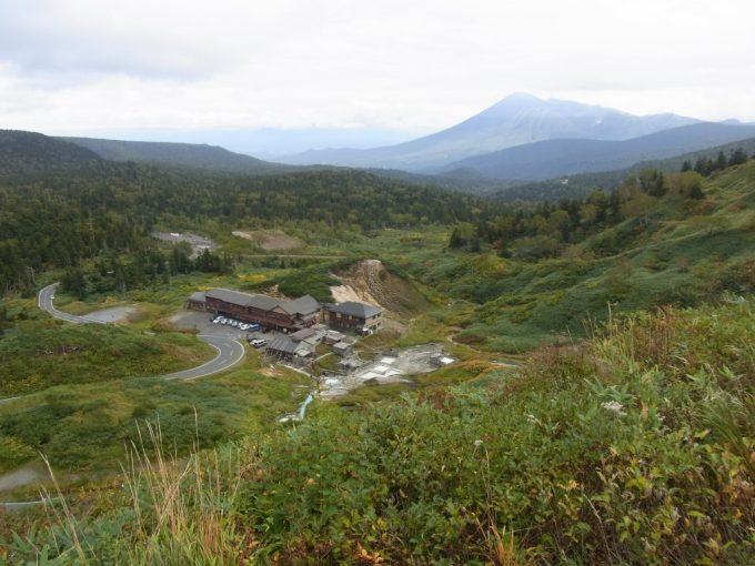 南部片富士岩手山と藤七温泉彩雲荘