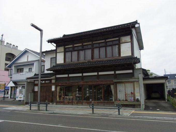 花巻の歴史ある建物