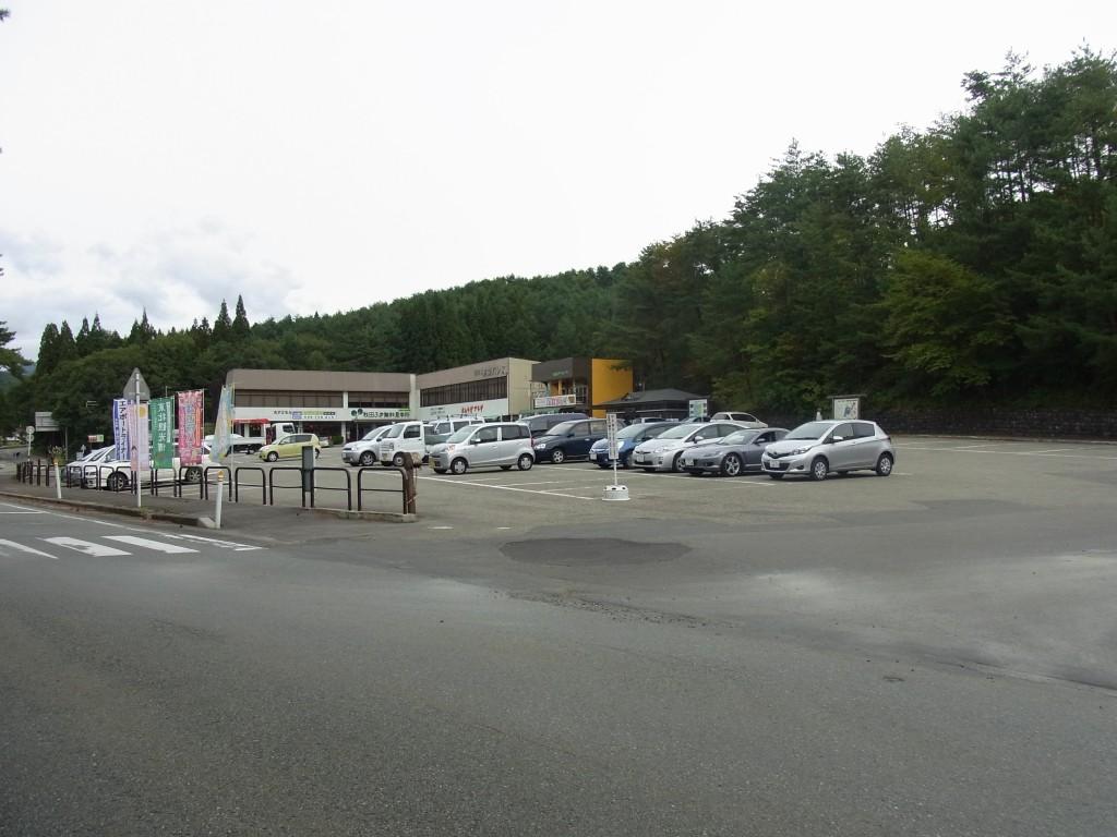 田沢湖バス停