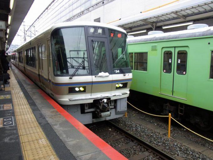 奈良線221系
