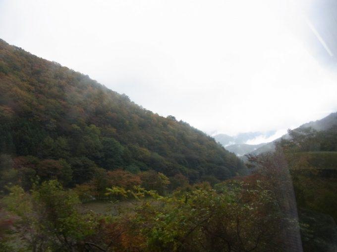 釜石線険しい仙人峠