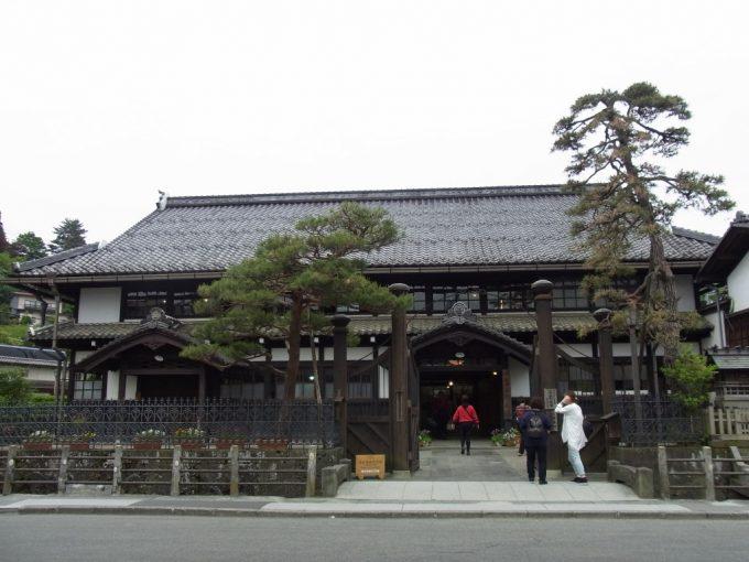 飛騨高山旧高山町役場市政記念館