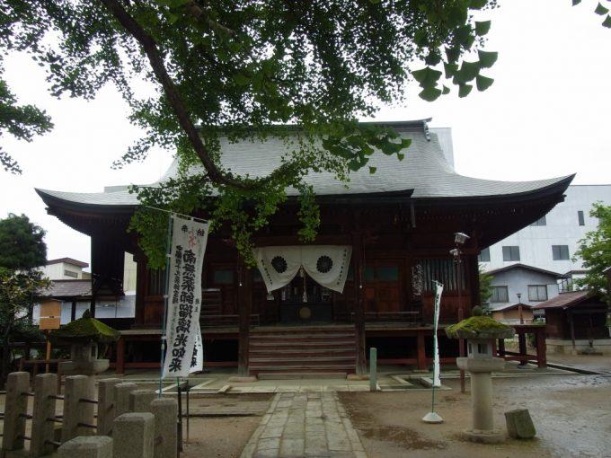 飛騨高山飛騨国分寺本堂