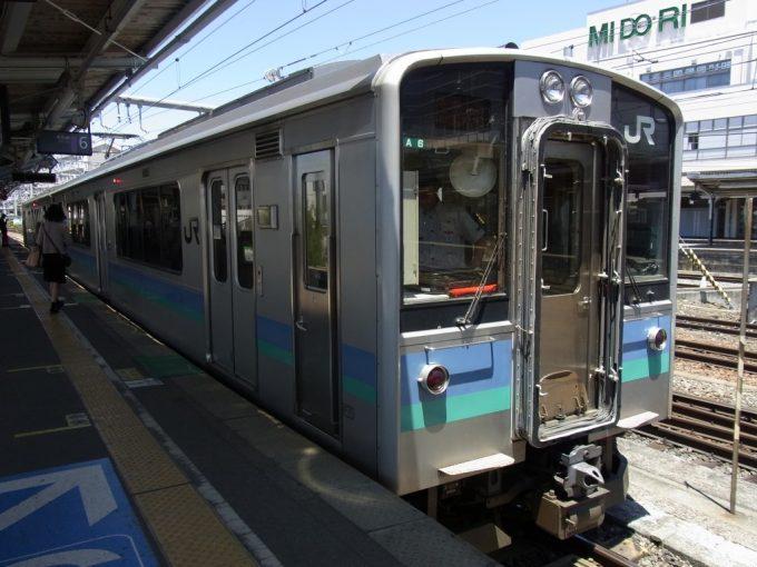大糸線E127系
