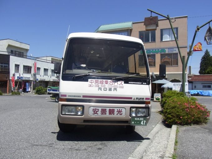 中房温泉乗合バス