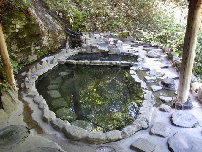 信州秘湯中房温泉白滝の湯