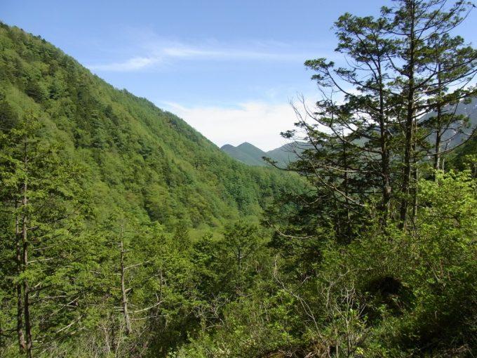 信州秘湯中房温泉での湯めぐり気分はハイキング
